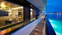 Motor yacht LIBERTY -  Side Deck