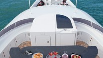 Motor yacht LIBERTY -  Sun Deck Bar
