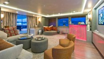 Motor yacht LIBERTY -  Upper Deck Lounge
