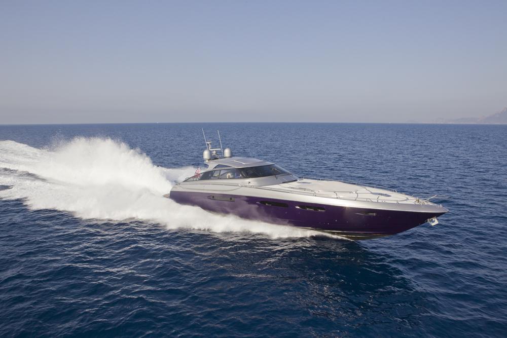 Low Blow Motor Yacht Lulu Fast Cruising Luxury Yacht