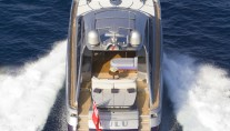 Motor yacht LULU -  From Above