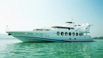 Motor yacht Lady Arraya -  Main