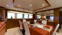 Motor yacht MAGIC DREAM -  Formal Dining