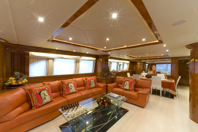 Motor yacht MAGIC DREAM -  Main Salon