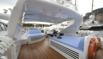 Motor yacht MAGIC DREAM -  Sundeck