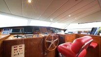 Motor yacht MAGIC DREAM -  Wheelhouse