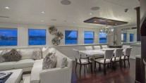 Motor yacht MARCATO - Salon and dining
