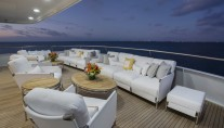 Motor yacht MARCATO - Upper aft deck