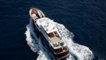 Motor yacht MARHABA -  From above