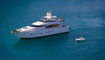 Motor yacht MEME -  From Above