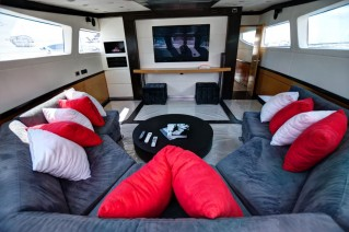 Motor yacht MIA -  Media Room