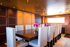 Motor yacht MISCHIEF - Formal dining