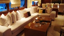 Motor yacht MONACO -  Salon View 2