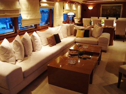 Monaco yacht charter details crn ancona charterworld - Salon du yacht monaco ...