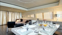 Motor yacht MOSKING - Dining Area 2