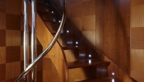 Motor yacht My Way Staircase-001