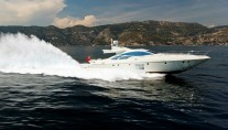 Motor yacht NAMI - On Charter