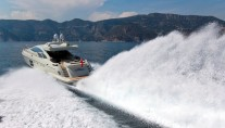 Motor yacht NAMI - Rooster tail