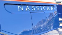 Motor yacht NASSICA A - Tranon detail