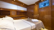 Motor yacht NOMI -  Guest Cabin to Port