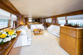 Motor yacht NOMI -  Main Salon