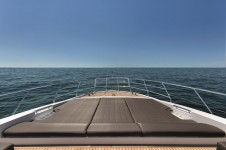 Motor yacht NORTH STAR - Bow