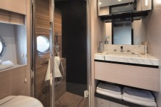 Motor yacht NORTH STAR - Guest Bath