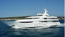 Lurssen Charter Yachts in Barbados