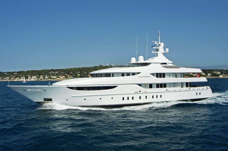 Motor yacht OASIS