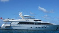 Crescent Charter Yachts in Cancun
