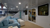 Motor yacht PERFECT LADY - Aft deck