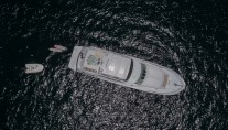 Motor yacht PERFECT LADY - From Above