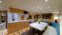 Motor yacht PERFECT LADY - Galley