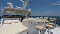 Motor yacht PERFECT LADY - Sunbed and Jacuzzi