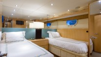 Motor yacht PERFECT LADY - Twin Cabin
