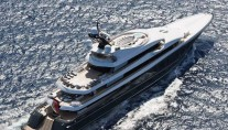 Motor yacht PHOENIX 2 -  From Above