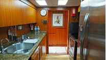 Motor yacht PIXEL -  Galley