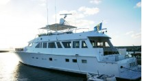 Motor yacht PIXEL -  In Port