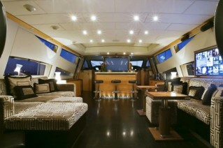 Motor yacht PLAN B - Salon