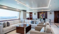 Motor yacht POLLY -  Main Salon