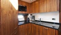 Motor yacht PULSAR - Galley