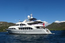 Motor yacht QUEST -  Profile