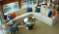 Motor yacht REFLECTIONS - Salon Seating