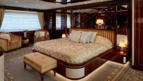 Motor yacht REVE D OR 46M - Master stateroom