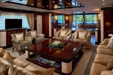 Motor yacht REVE D OR 46M - Salon