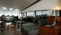 Motor yacht RG 512 -  Main Salon Seating