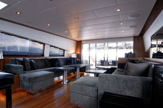 Motor yacht RG 512 -  Main Salon