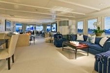 Motor yacht RHINO -  Upper Deck Main Salon 2