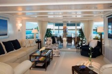 Motor yacht RHINO -  Upper Deck Main Salon