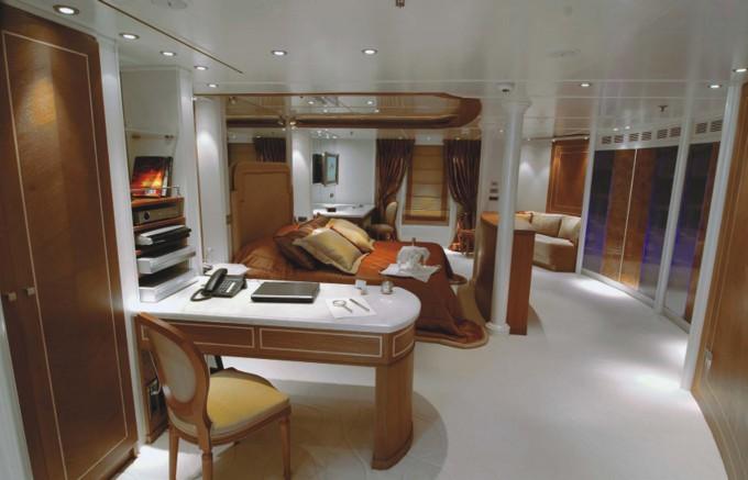 Luxury Yacht Charter Motor Yacht Rm Elegant Master